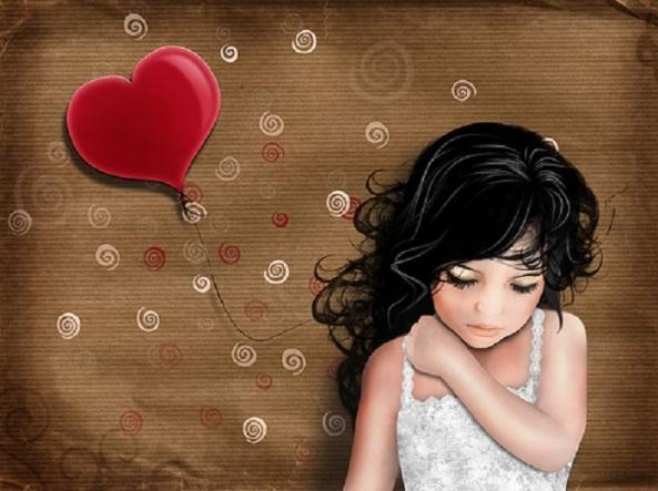 rejeitando o amor